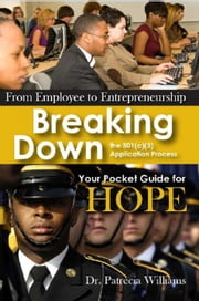 From Employee to Entrepreneurship : Breaking Down the 501(c)(3) Application Process