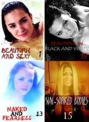 The Ultimate Sexy Girls Compilation 17 - Four books in one ebook by Avril Winters,Athena Watson,Amanda Caldwell