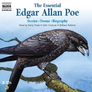 The Essential Edgar Allan Poe - With a biography by Roy McMillan audiobook by Edgar Allan Poe