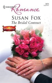 The Bridal Contract ebook by Susan Fox