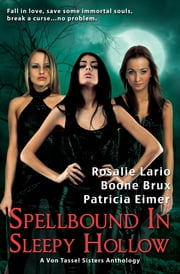Spellbound in Sleepy Hollow - A Von Tassel Sisters Anthology ebook by Patricia Eimer,Rosalie Lario,Boone Brux