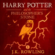 Harry Potter and the Philosopher's Stone audiobook by J.K. Rowling, Olly Moss