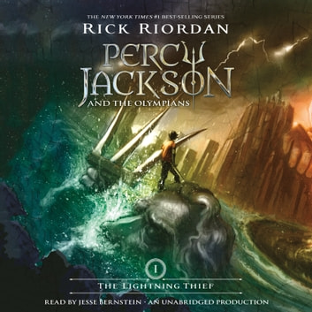 The Lightning Thief - Percy Jackson and the Olympians: Book 1 audiobook by Rick Riordan