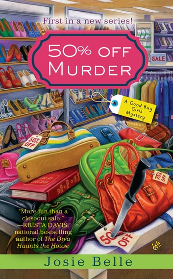 50% Off Murder ebook by Josie Belle