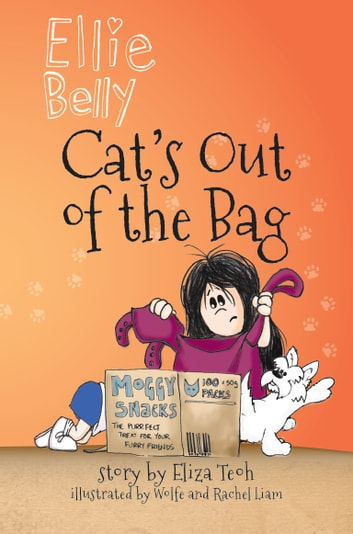 Ellie Belly: Cat's Out of the Bag ebook by Eliza Teoh