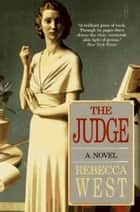 The Judge ebook by Rebecca West