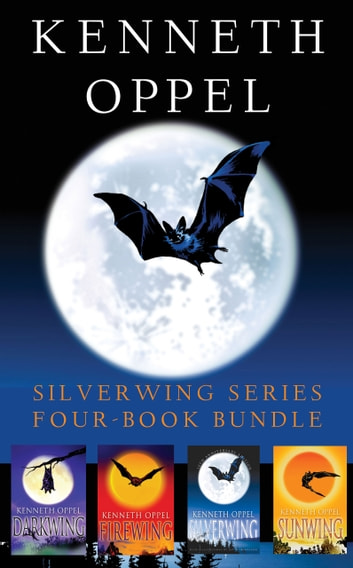 Kenneth Oppel Silverwing Series Four Book Bundle