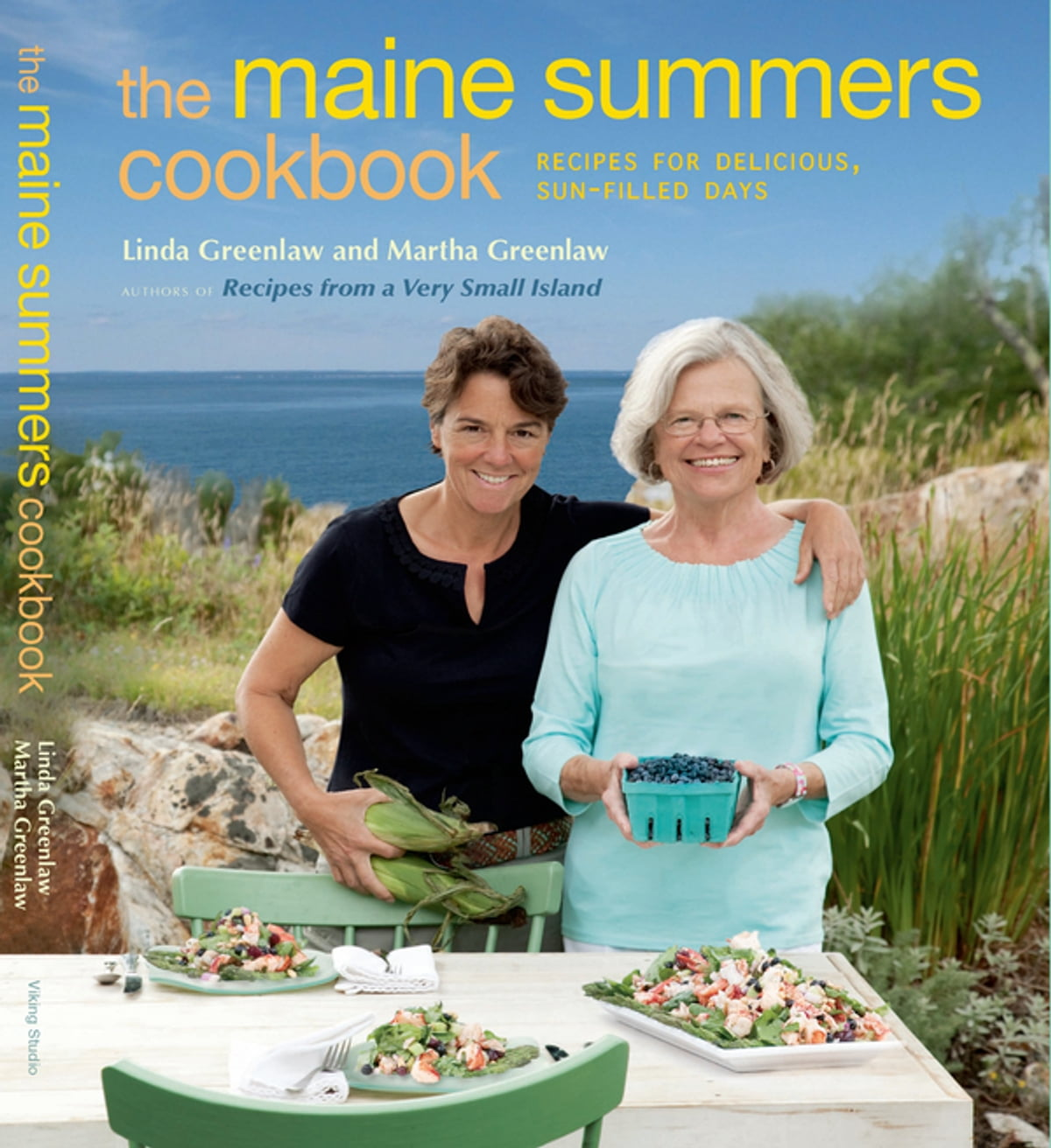 The Maine Summers Cookbook eBook by Linda Greenlaw - 9781101535394 ...