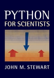 Python for Scientists ebook by John M. Stewart