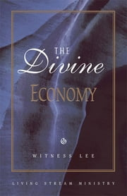 The Divine Economy ebook by Witness Lee