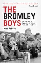 The Bromley Boys - The True Story of Supporting the Worst Football Club in Britain eBook by David Roberts