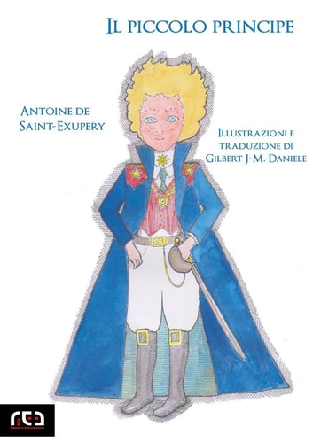Il piccolo principe ebook by Antoine de Saint,Exupery