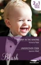Mummy In The Making/Undercover Cook ebook by Victoria Pade, Jeannie Watt