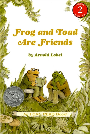 Frog and Toad Are Friends ebook by Arnold Lobel