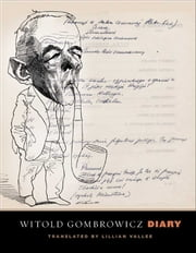 Diary ebook by Witold Gombrowicz,Lillian Vallee