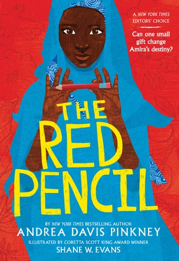 The Red Pencil ebook by Andrea Davis Pinkney