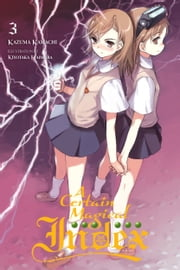 A Certain Magical Index, Vol. 3 (light novel)