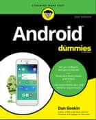Android For Dummies ebook by