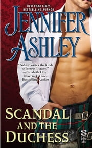 Scandal and the Duchess ebook by Jennifer Ashley