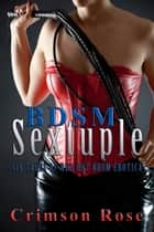 BDSM Sextuple ebook by Crimson Rose