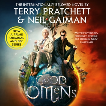 Good Omens audiobook by Neil Gaiman,Terry Pratchett