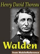 Walden (Mobi Classics) ebook by Henry David Thoreau