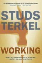 Working ebook by Studs Terkel