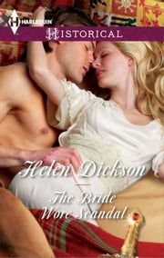 The Bride Wore Scandal ebook by Helen Dickson