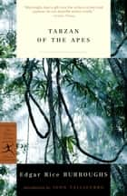 Tarzan of the Apes ebook by Edgar Rice Burroughs, James Taliaferro, Gore Vidal