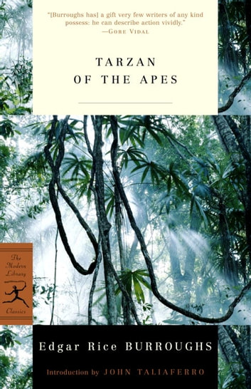 Tarzan of the Apes ebook by Edgar Rice Burroughs,Gore Vidal