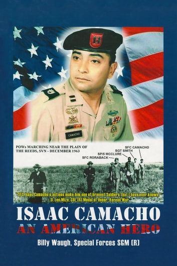 Isaac Camacho - An American Hero ebook by Billy Waugh