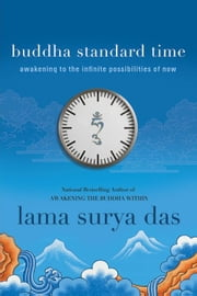 Buddha Standard Time - Awakening to the Infinite Possibilities of Now ebook by Surya Das