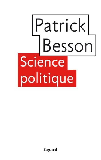 Science politique ebook by Patrick Besson