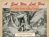 A Soul Was Lost Here - A Letter From Valley Forge ebook by Dr. Jeannine Mizingou