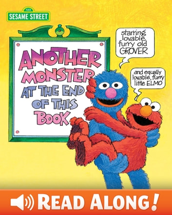 Another Monster at the End of This Book (Sesame Street Series) ebook by Jon Stone