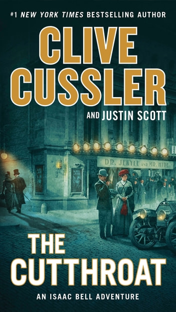 The Cutthroat ebook by Clive Cussler,Justin Scott