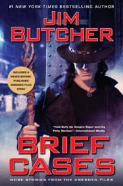 Brief Cases ebook by Jim Butcher