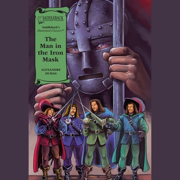 The Man in the Iron Mask Digital Audio audiobook by Alexandre Dumas