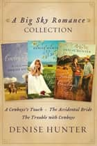 Big Sky Romance Collection - A Cowboy's Touch, The Accidental Bride, The Trouble with Cowboys ebook by