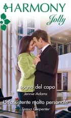 Il sogno del capo - Harmony Jolly ebook by Jennie Adams