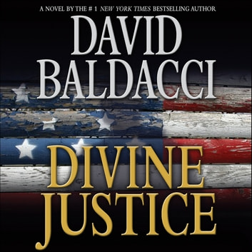 Divine Justice audiobook by David Baldacci
