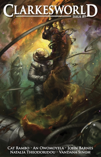 Clarkesworld Magazine Issue 89 ebook by Neil Clarke,Cat Rambo,An Owomoyela