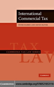 International Commercial Tax ebook by Harris, Peter