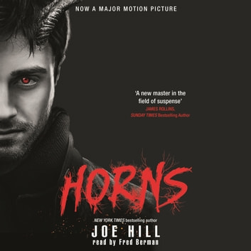 Horns audiobook by Joe Hill