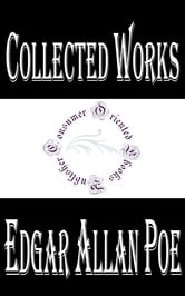 Collected Works of Edgar Allan Poe (Annotated) ebook by Edgar Allan Poe
