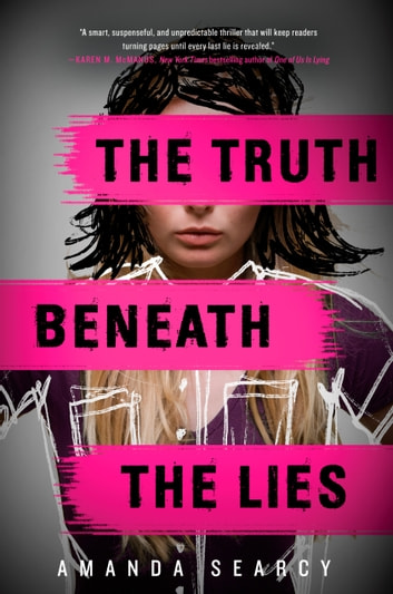 The Truth Beneath the Lies ebook by Amanda Searcy