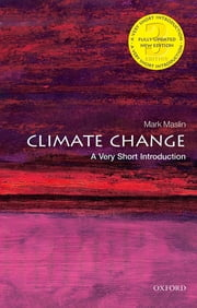Climate Change: A Very Short Introduction ebook by Kobo.Web.Store.Products.Fields.ContributorFieldViewModel