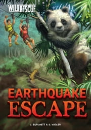 Earthquake Escape ebook by Jan Burchett,Diane Le Feyer
