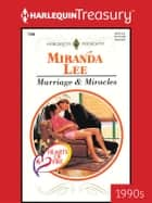 Marriage & Miracles ebook by Miranda Lee