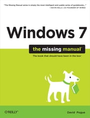 Windows 7: The Missing Manual ebook by David Pogue